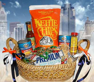 The Skyline Chili Gift Basket