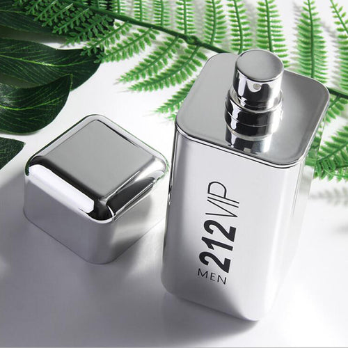 212 VIP Perfumed Men Parfum Lasting Fragrance Spray Original Gentleman Atomizer , Glass Bottle 100ML