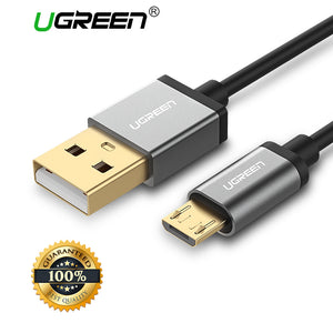 Cable Micro USB 2A Charge rapide