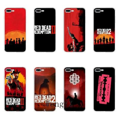 Coque iPhone X 8 7 6 5 4 - RED DEAD: Redemption II