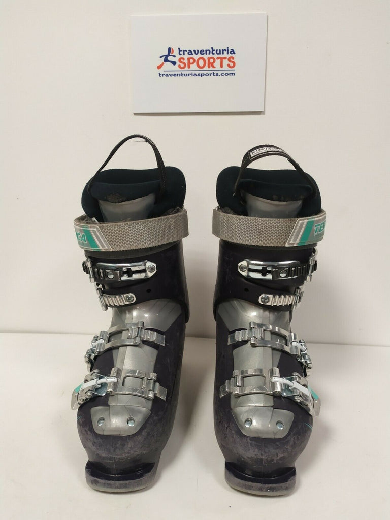 2018 Tecnica Esprit RT Ski Boots (EU 38 1/3; UK 5; Mondo 245) Outdoor Sport Snow