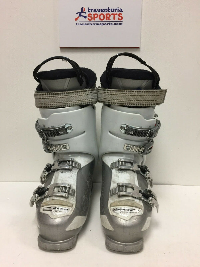 2015 Nordica RTL-Cruise NFS 65 Ski Boots (EU 39 2/3; UK 6 1/4; Mondo 255) Winter