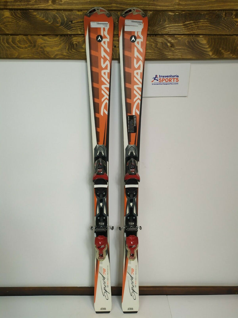 Dynastar Speed 72 152 cm Ski + Look 10 Bindings Winter Sport Snow Outdoor