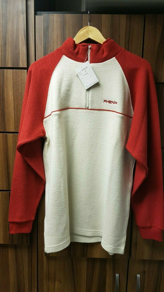 Vphenix 1/2 zip Warm Winter Ski Practical Comfy Casual Sport Size L BRAND NEW