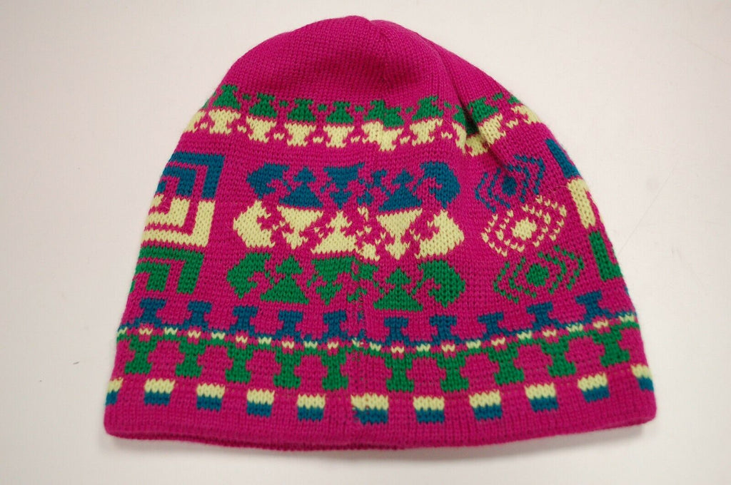 Spluga Tricot Knitted Outdoor Original Winter Sporty Ski Hat Rare BRAND NEW