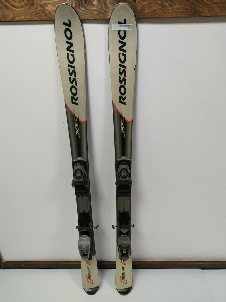 Rossignol Carve R 140 cm Ski + Rossignol Axium 9.5  Bindings Winter Sports SKI CBS