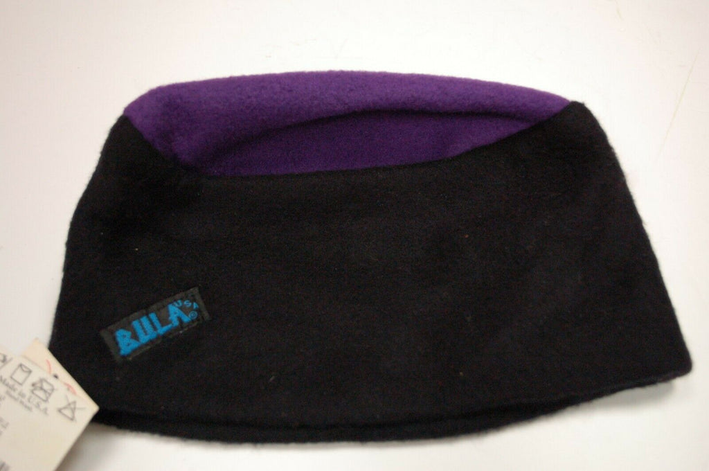 Bula Fleece Winter Hat Rare Winter Protectable Practical Chic Unique BRAND NEW