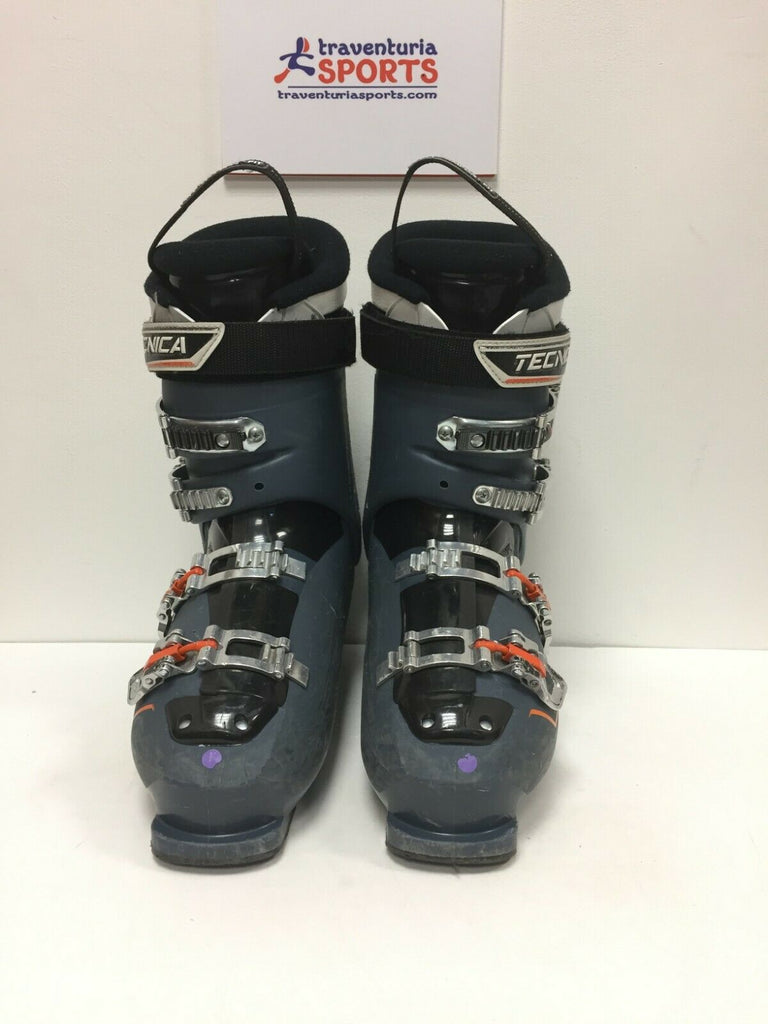 2018 Tecnica Mega RT Ski Boots (EU 44 1/3; UK 10; Mondo 285) Fun Snow Winter