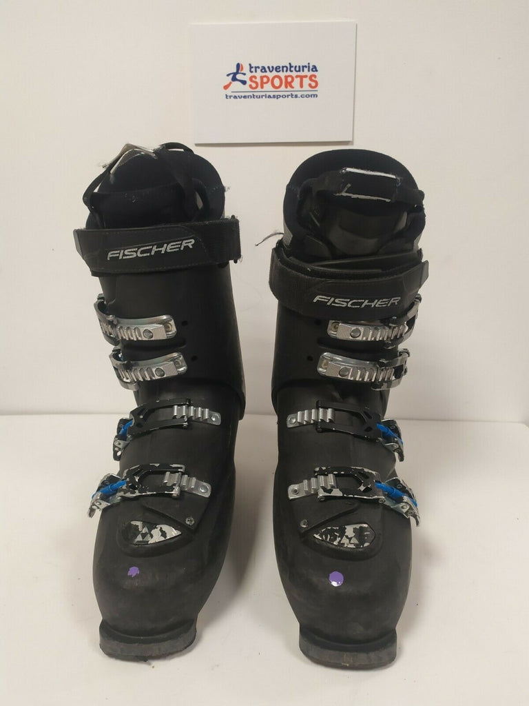 2017 Fischer Cruzar XTR 80 Ski Boots (EU 44 1/3; UK 10; Mondo 285) Winter Fun