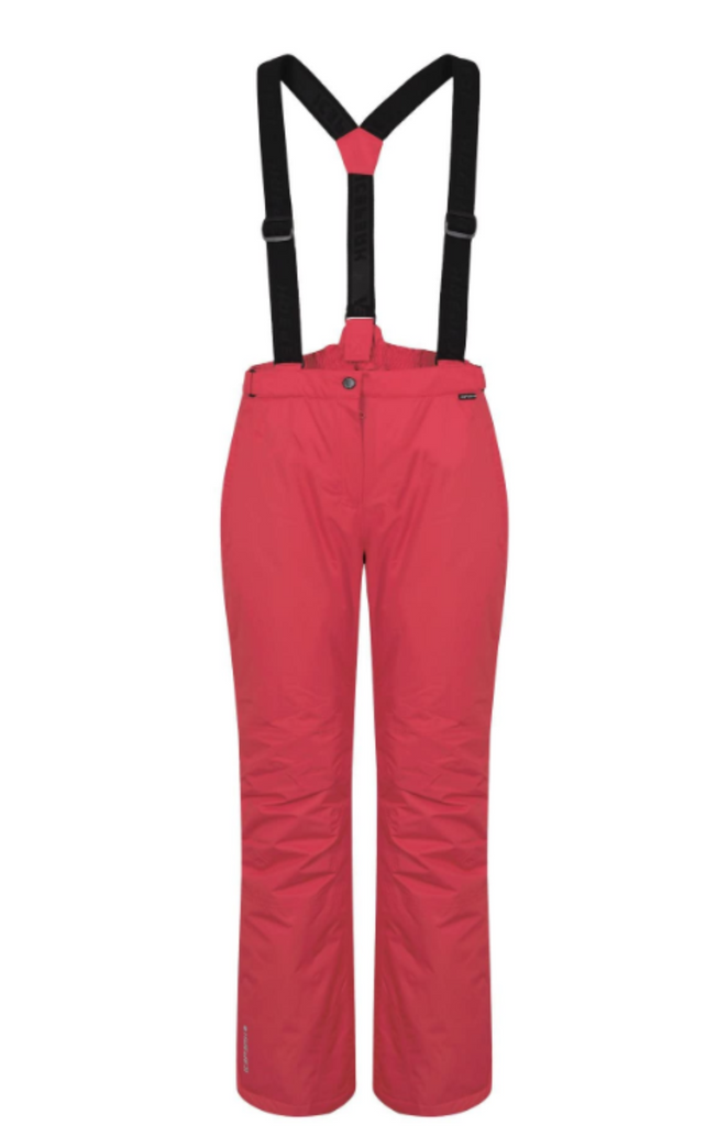 Icepeak Trudy Ladies Ski Pants Orange