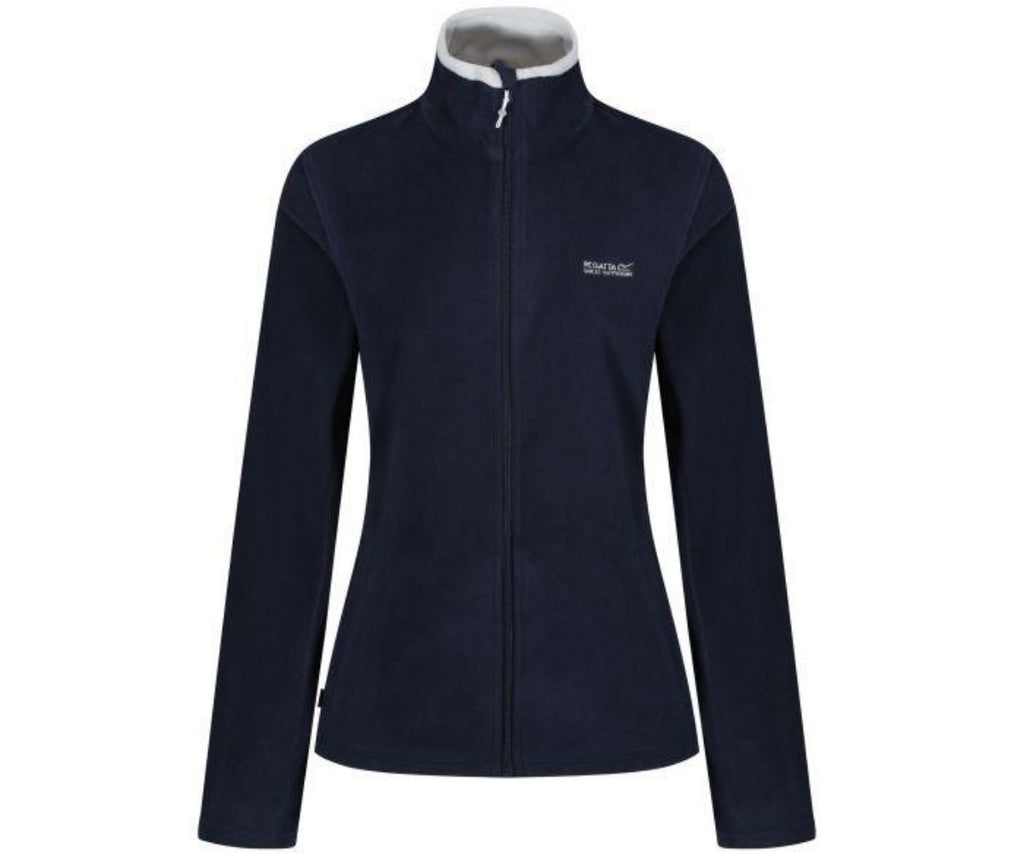Regatta Clemance Navy Blue Fleece
