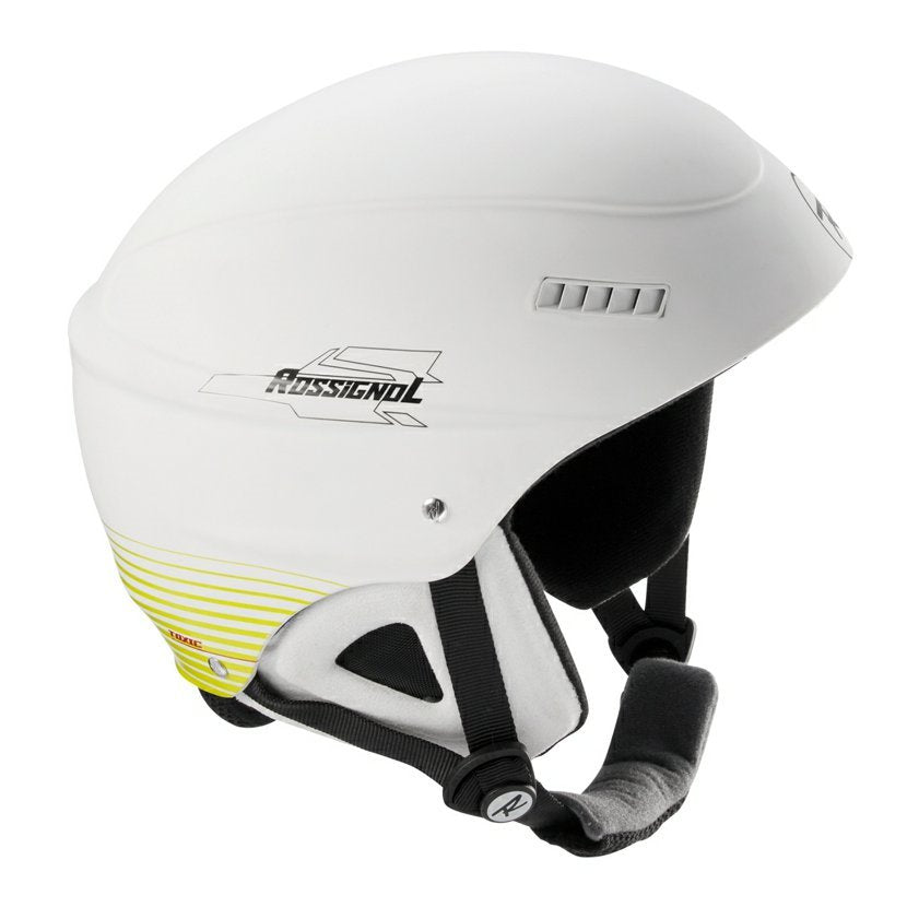 Rossignol Toxic White Ski Snowboard Winter Sports Helmet