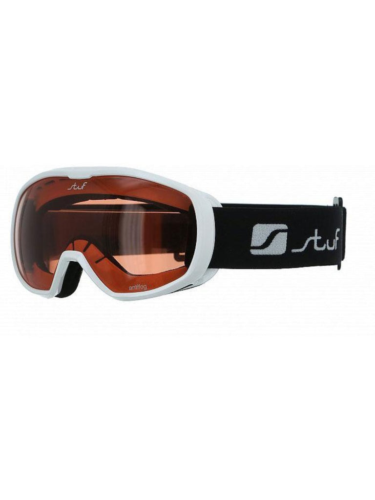 Ski goggles with for kids White