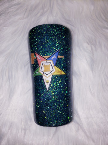 Order of Eastern Star Tumbler