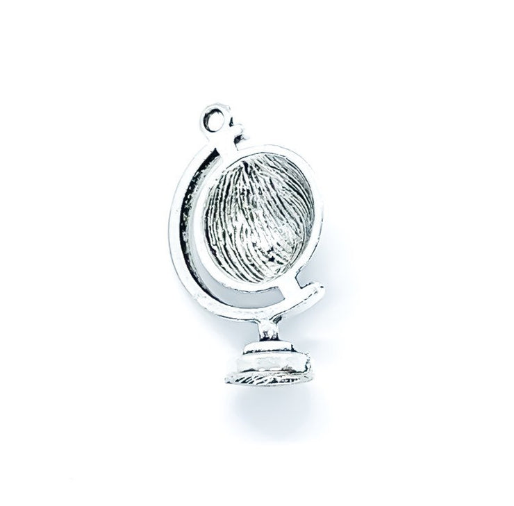 1 World Globe Charm, Geography