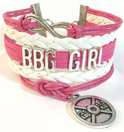 BBG Girl Charm Bracelet , Fitness Gifts, Personal Trainer Gift, Friendship Bracelet, Gifts for Her, Stocking Stuffers, Holiday Gifts