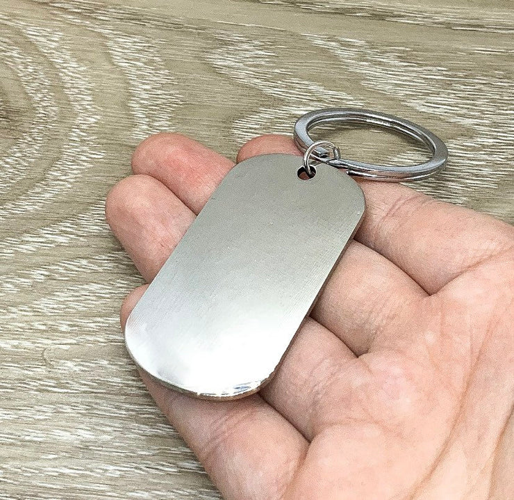 Son Keychain, Always Remember, Graduation, Student