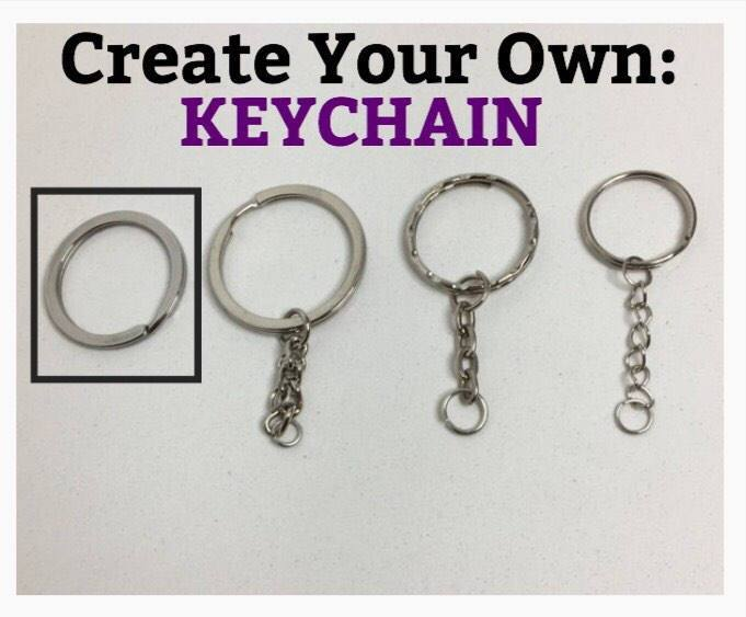 Create Your Own Keychain e38c03fe2