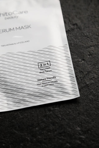Face Serum Mask
