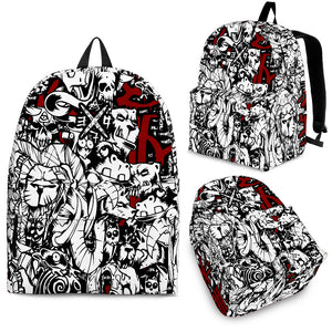 Animal Allover Backpack