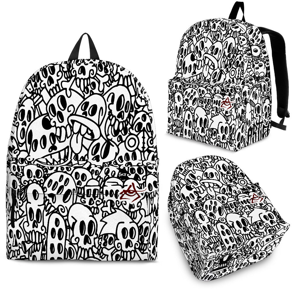 All Eyes Backpack