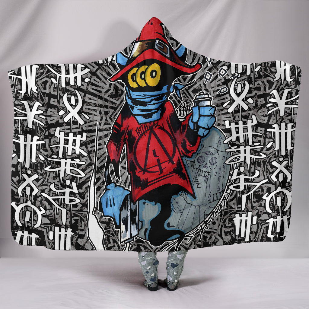 Orko Hooded Blanket
