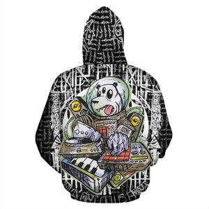 Get Your Own Gear Hoodie