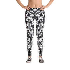 Animal Allover Women's Leggings