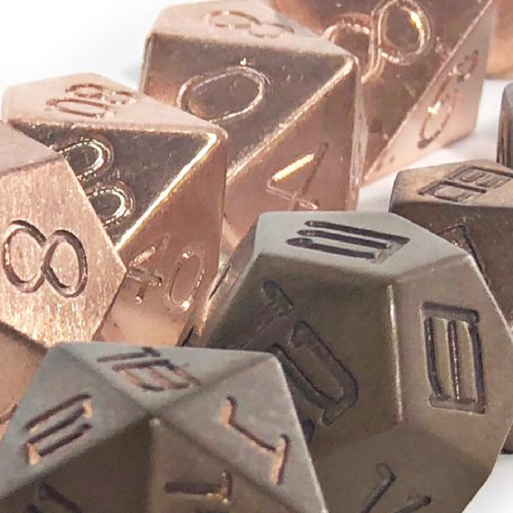 The Magic of Copper Dice