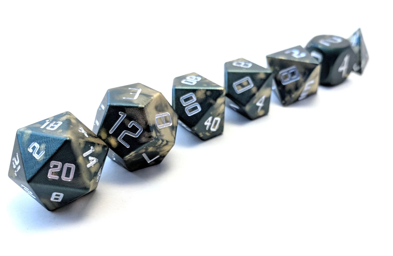 Level Up Dice Sci Fi Font
