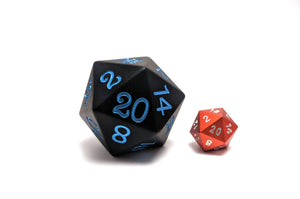 Knightwing 45mm Solid Core Aluminium D20