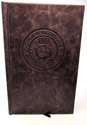Type 40 Call of Cthulhu Leather Campaign Journal - The Dunwich Horror