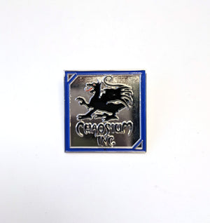 Type 40 Call of Cthulhu Pin - Chaosium Dragon