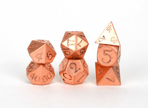 Copper Set of 7