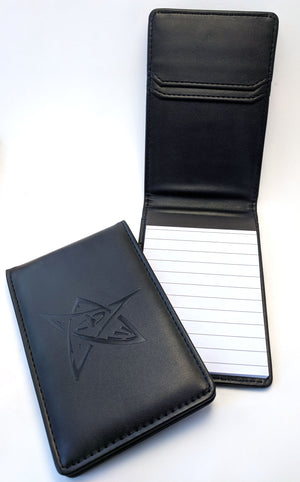 Type 40 Call of Cthulhu Investigator Notepad