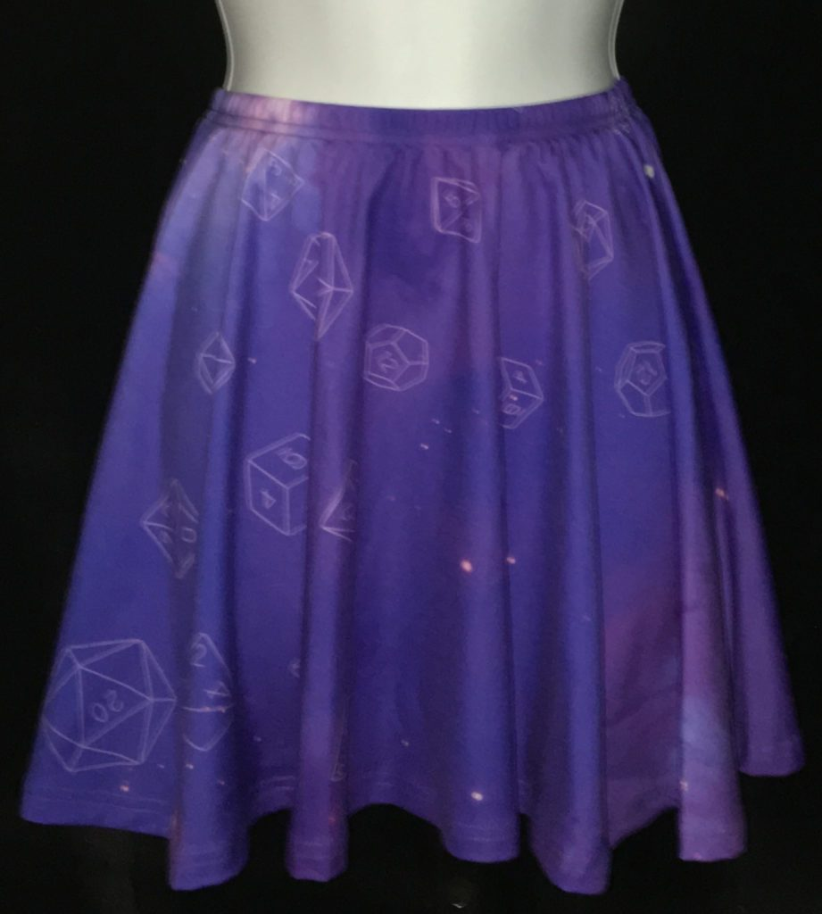 Level Up Apparel - Skirt