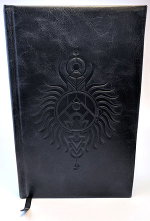 Type 40 Call of Cthulhu Leather Campaign Journal - Call of Cthulhu
