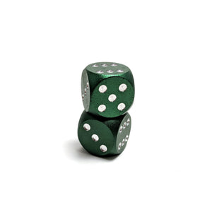 Green Aluminium Mini D6