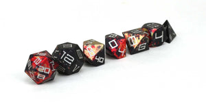 Infernal Aluminium Set of 7