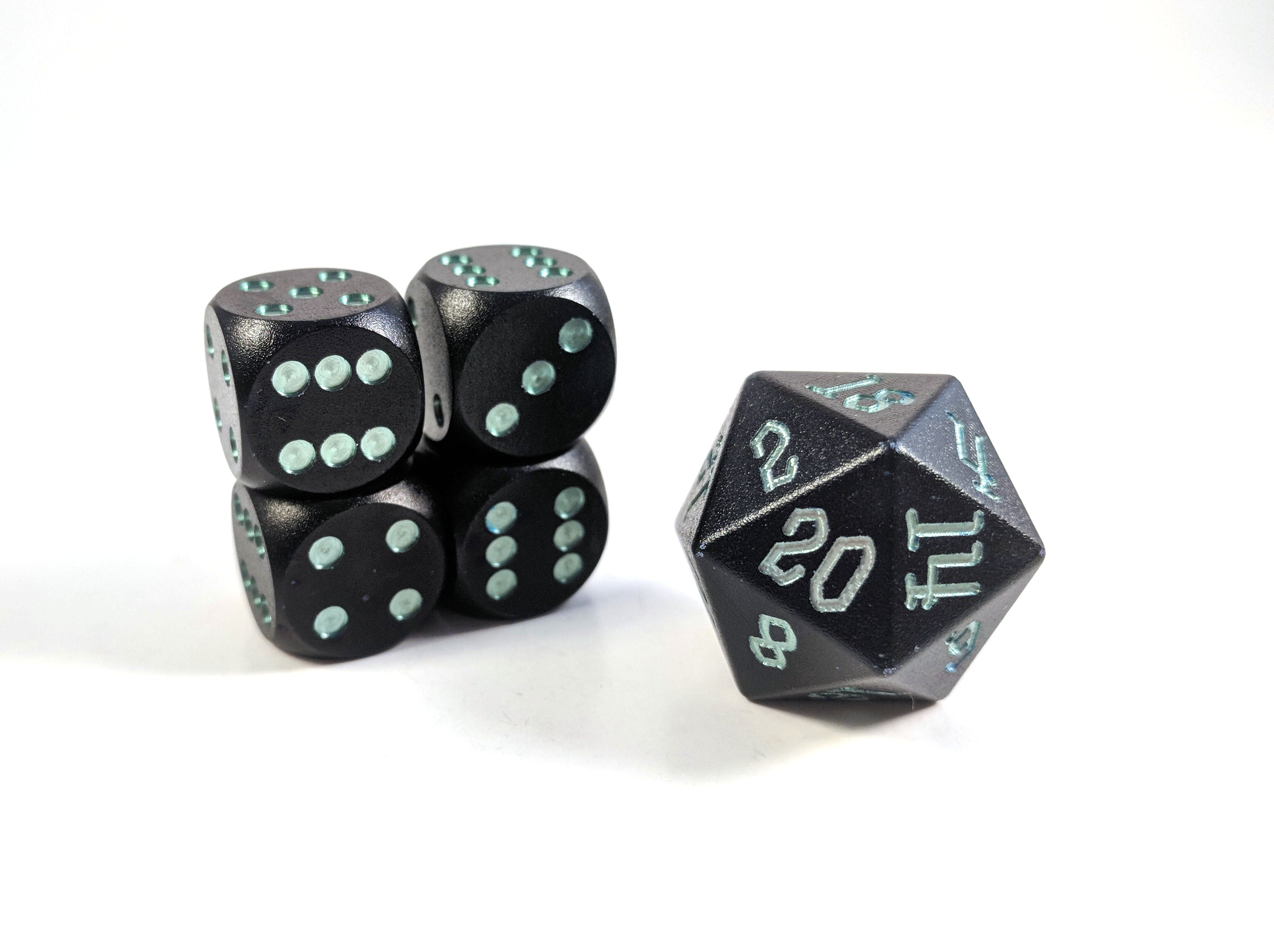 Jungle Diemetric Aluminium D20