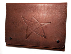 Type 40 Call of Cthulhu Leather Document Wallet