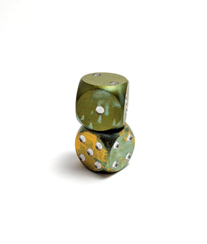Lemon Lime Aluminium Mini D6