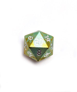 Lemon Lime D20 Aluminium