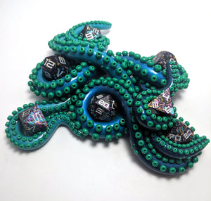 Double Killer Tentacle Octopus Full Set Holder