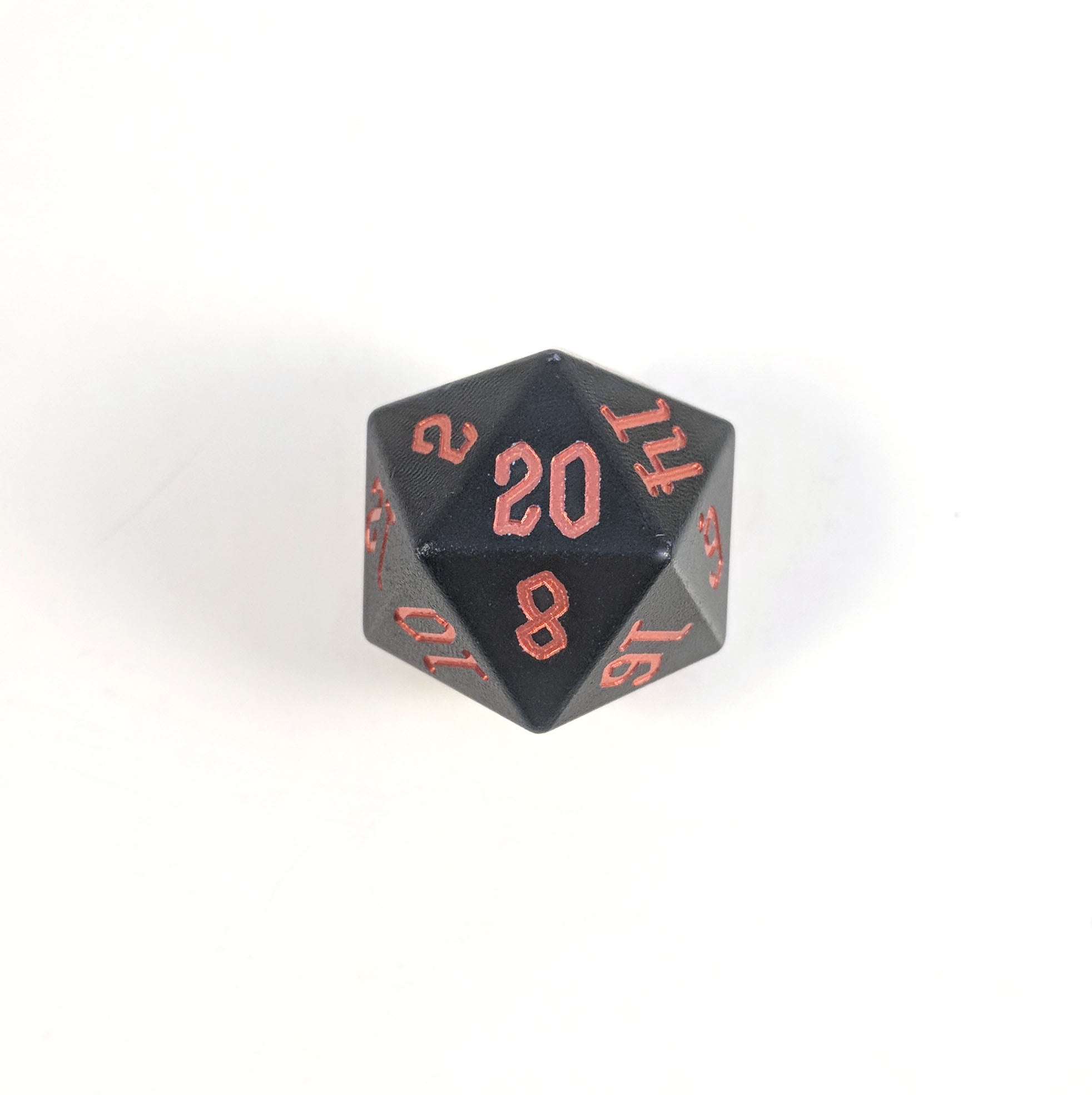 Punk Rock Diemetric Aluminium Mini D6
