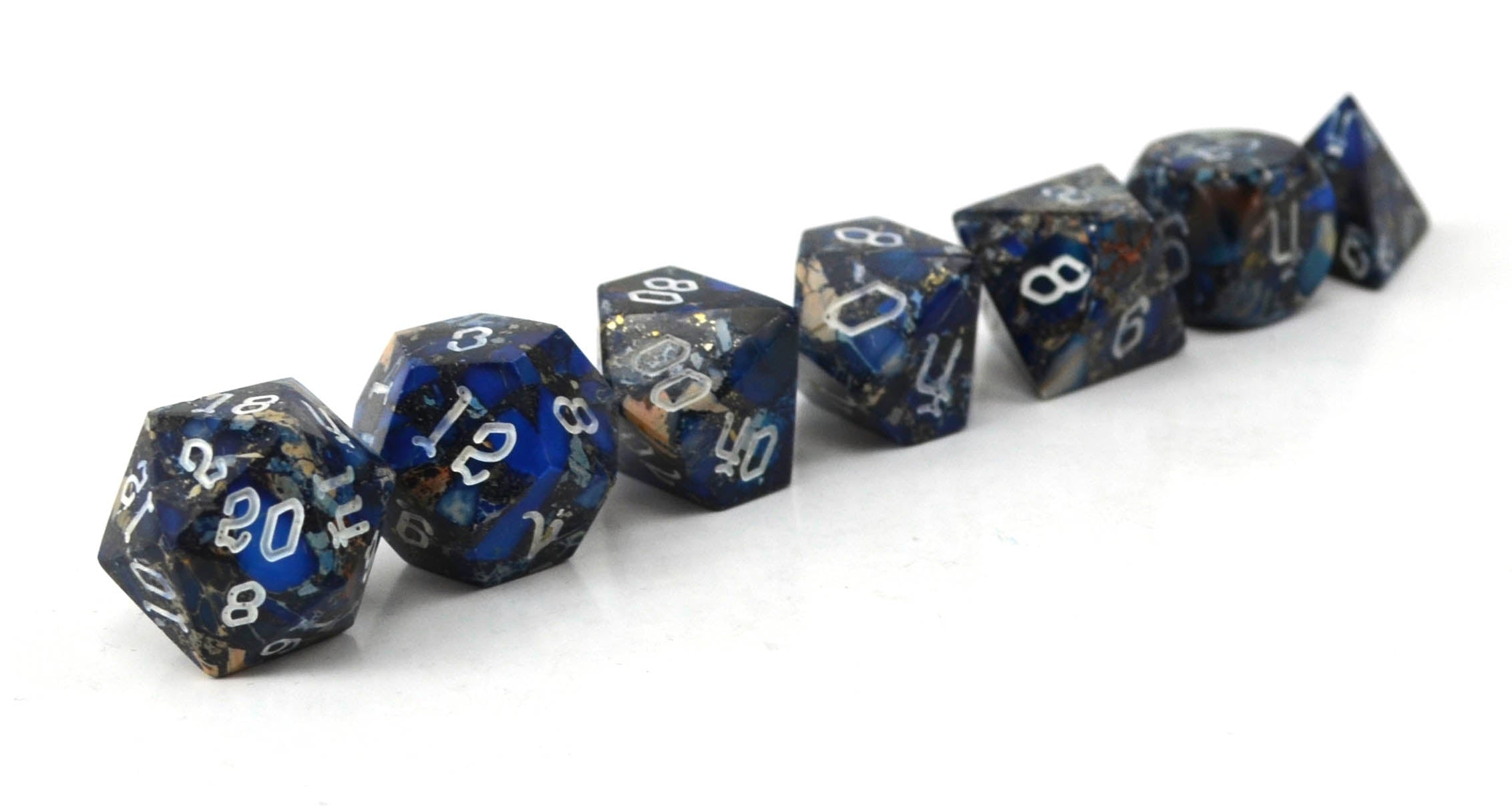 Royal Blue Imperial Jasper