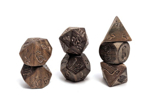 Verawood Wood Dice Set