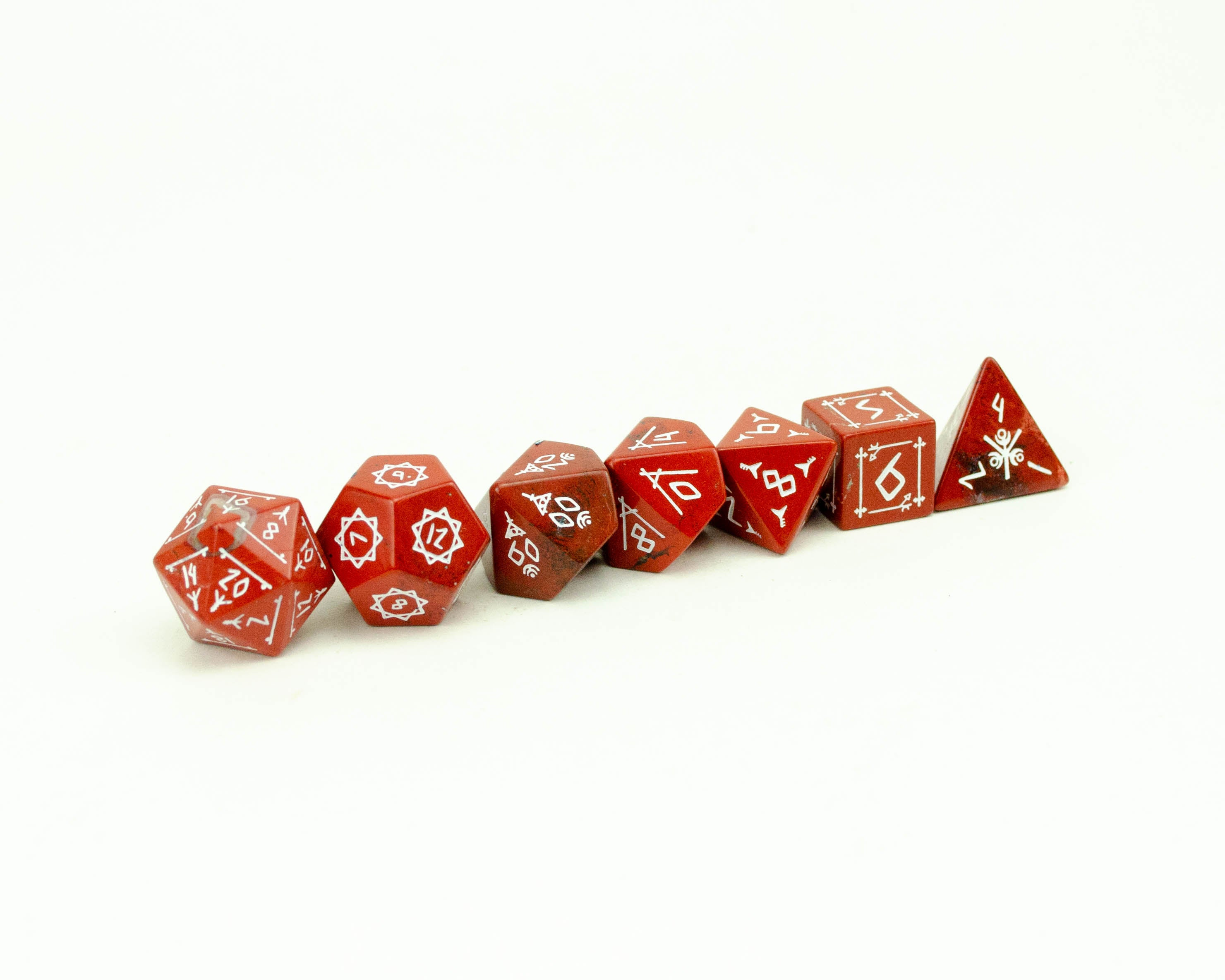 Halloween Dice Set and Vault by Wyrmwood