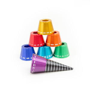 Rainbow Unicorn Horn Dice
