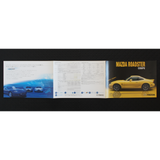 Japanese Brochure - Mazda Roadster Coupe (NB6C)